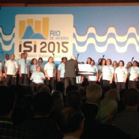 The 60th World Statistics Congress opens in Rio de Janeiro on July 26, 2015